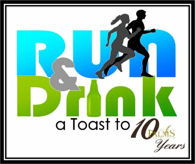 Run and Drink Palms Run 2012