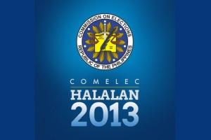 Comelec Halalan 2013