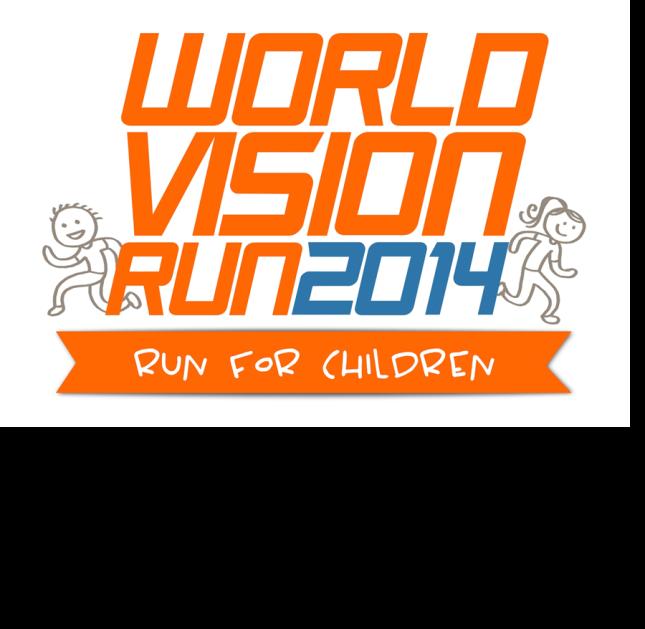 world vision run 2014