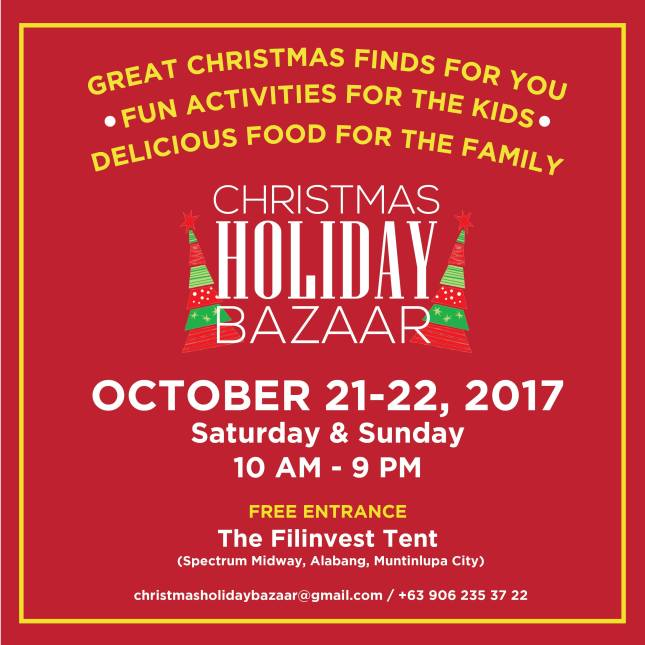 Christmas Holiday Bazaar 2017